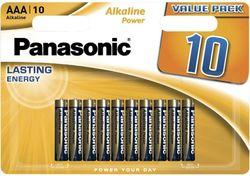 купить Батарейка Panasonic LR03REB/10BW в Кишинёве