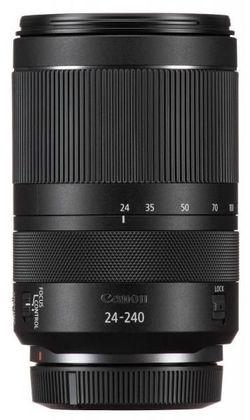 купить Объектив Canon RF 24-240 mm f/4-6.3 IS USM (3684C005) в Кишинёве