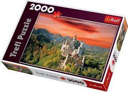 """Puzzle """"2000 - Castelul Neuschwanstein, Bavaria"""", cod 40549"""