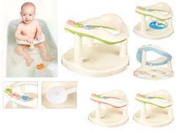 Scaun de baie pentru bebelusi Plastiska 32X32X21cm