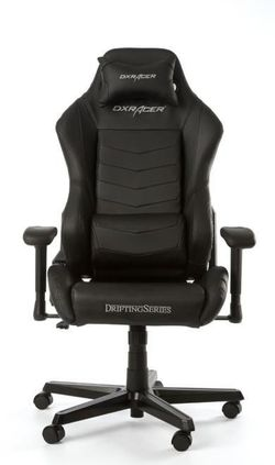 купить Gaming кресло DXRacer Drifting GC-D166-N-M3, Black/Black/Black в Кишинёве