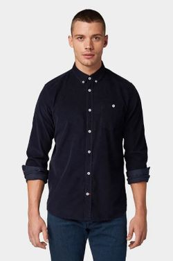 Рубашка Tom Tailor Темно синий tom tailor 1013890