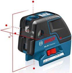 купить Измерительные приборы Bosch GCL 25+BT150 0601066B01 в Кишинёве