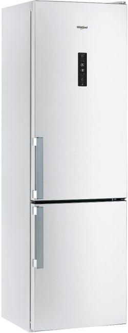купить Холодильник с нижней морозильной камерой Whirlpool WTNF923W в Кишинёве