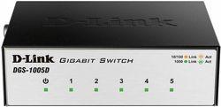 cumpără Switch/Schimbător D-Link DGS-1005D/I3A L2 în Chișinău