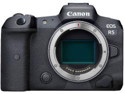 cumpără Aparat foto mirrorless Canon EOS R5 Body (4147C005) în Chișinău
