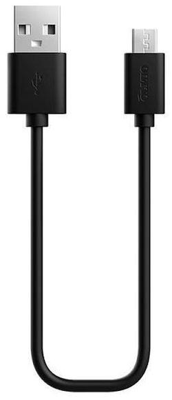 купить Кабель для моб. устройства Partner 38693 USB 2.0 - microUSB 1м 2.1A в Кишинёве