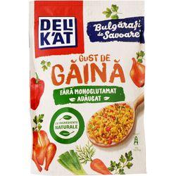 Приправа Delikat Bulgaraşi de Savoare, куриный вкус, 200 гр