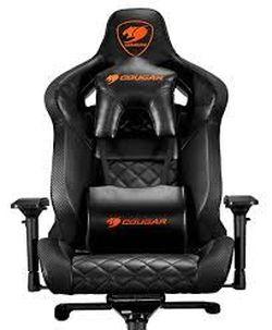Игровое кресло Cougar ARMOR TITAN Black,