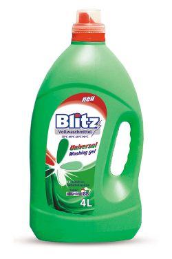 Гель для стирки Blitz 4L Universal