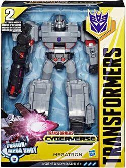 Transformator Cyber Universe 30 cm Optimus Prime, cod 41846
