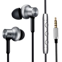 cumpără Cască cu microfon Xiaomi Mi In-Ear Headphones Pro HD Silver în Chișinău