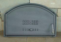 Ușa din fonta DCHD1