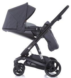 Carucior Chipolino Electra 3in1 Gray\Black (KKEL0203BGY)