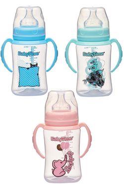 Бутылочка для кормления BabyTime BT077 Классический Pp 250cc