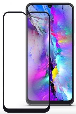 Защитное стекло Cover'X для Samsung A10 3D (full covered) Black
