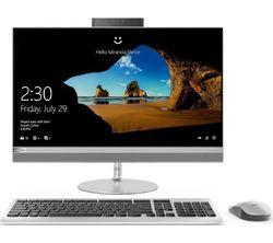 cumpără Monobloc PC Lenovo Ideacentre 520 FullHD Bordless (F0DJ009FRK) Black în Chișinău