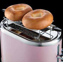 Prajitor de pâine Russell Hobbs Bubble Pink (25081-56)