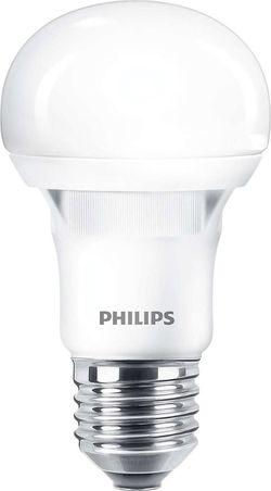 купить Лампочка Philips LED 10W A60 E27 4200K 230V FR ND 1BC/4 387207 в Кишинёве