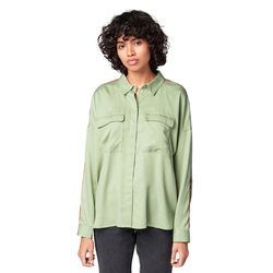 Блуза Tom Tailor Светло-мятный tom tailor 1014680