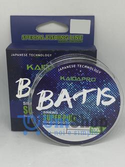 Леска монофильная KAIDA BATIS 100м 0.40мм