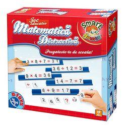 Настольная игра Matematica distractiva, код 41172