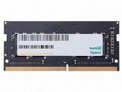 .4 ГБ DDR4 - SODIMM 2666 МГц Apacer PC21300, CL19, 260-контактный модуль DIMM 1,2 В