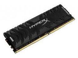 0,8 ГБ DDR4-3000 МГц Kingston HyperX Predator (HX430C15PB3 / 8), CL15-17-17, 1,35 В, Intel XMP 2.0, черный