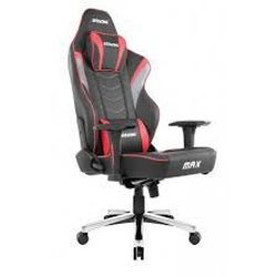 Игровое кресло AKRacing Master Max AK-MAX-RD, Red,