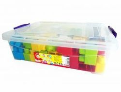 Constructor în rezervor. box, 48 de copii., cod 41469