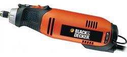 Прямая шлифмашина Black&Decker RT650KA (22328)