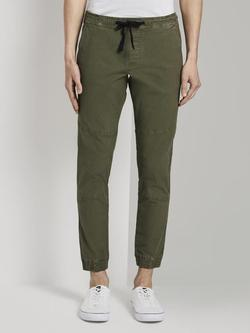 Pantaloni TOM TAILOR Khaki 1016073 tom tailor