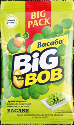 Arahide crusta cu gust de vasabi Big Bob (90g)