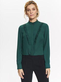 Блуза TOP SECRET Зеленый skl2379