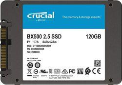 купить Жесткий диск SSD Crucial BX500 120GB SATA3 2.5' 540/500MB/s в Кишинёве