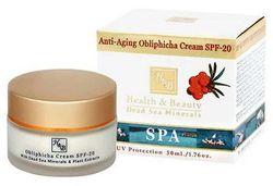 Cremă anti-îmbătrânire din cătină Health & Beauty 50 ml