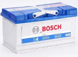Аккумулятор Bosch Silver S4 010 (0 092 S40 100)