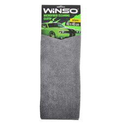 Laveta microfibra WINSO 40*40cm gri 150310