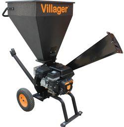 Tocător de frunze și crengi Villager VPC 250 S