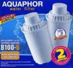купить Картридж для фильтров-кувшинов Aquaphor B100-6 (K2) в Кишинёве