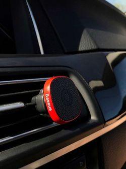 Автомобильный держатель Baseus Magnetic PB1134Z-2 (Red)