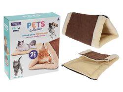 Домик-лежак для кошек 2in1 Pets 90X60cm