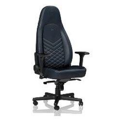 Игровое кресло Noble Icon NBL-ICN-RL-MBG Midnight Blue из натуральной кожи,