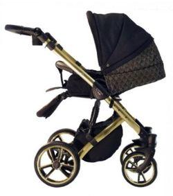 Carucior Baby Merc Faster3 2in1 FIII/21A Gray