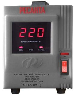 Стабилизатор напряжения Ресанта ACH-500