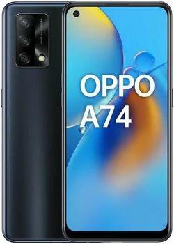 купить Смартфон OPPO A74 4/128GB (Black) в Кишинёве