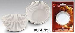 купить Форма для выпечки Cucina 16118 Форма для кексов бумажная, 100 шт, D5сm в Кишинёве