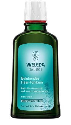 Укрепляющий тоник для роста волос с розмарином Weleda 100 мл