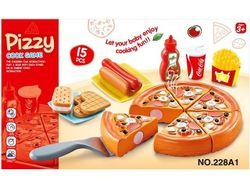 Set Fast food PIZZA