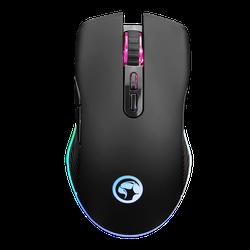 Mouse Marvo M421 Gaming, Black